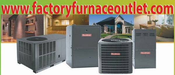 Buy your Furnace direct and save Big $ (Mcallen Edinburg)