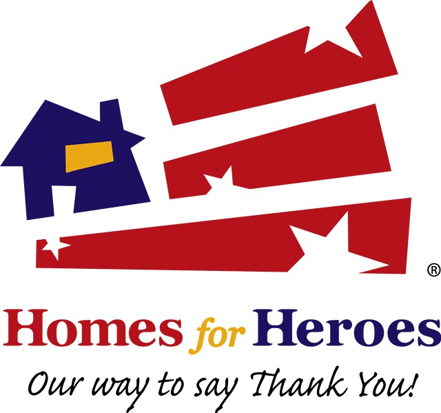 Save With Homes For Heroes Today