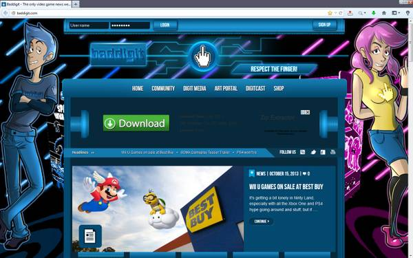 Videogame website needs Web Developer  Pharr