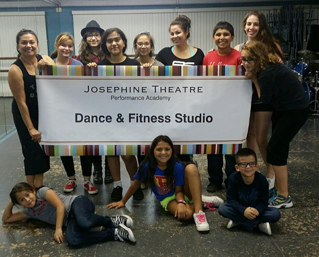 Dance Classes ages 12 and up