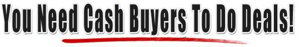 The Cash Buyers List -   Find The Real Estate Investors Buying In Your Market - Only  25 00