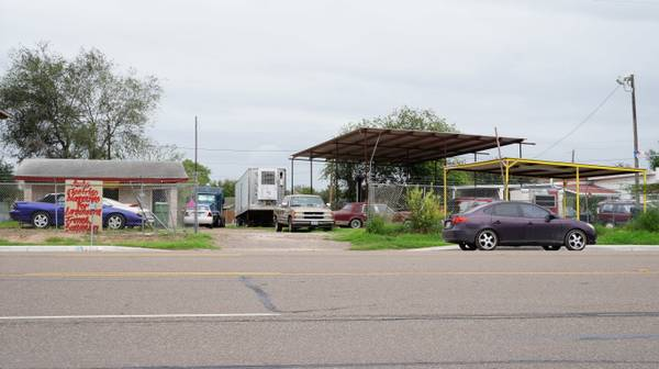 $175000 COMMERCIAL PROPERTY FOR SALE ON BUSINESS 83 (MISSION, TX)