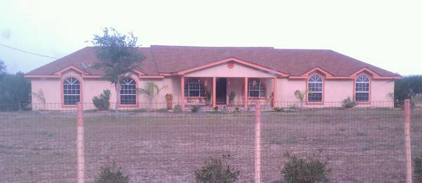 3br - 32 house for sale by owner or TRADE (edinburg)