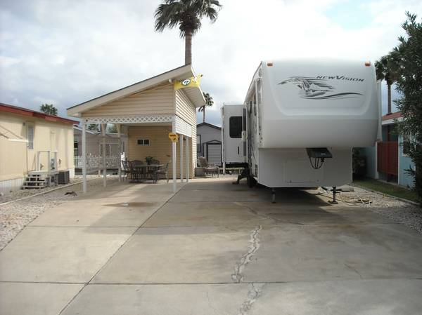 $28000 WinterHaven Resort Brownsville RV Lot 55 Community (Brownsville, Tx)