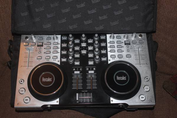 dj system all in one usb