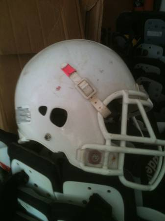 YOUTH FOOTBALL EQUIPMENT      -   x0024 6900  SOUTH TEXAS