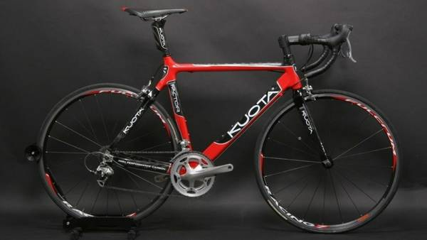 Kuota K Factor - Full Carbon TT Time Trial Bike - 56cm - $1200 (Portland, TX)