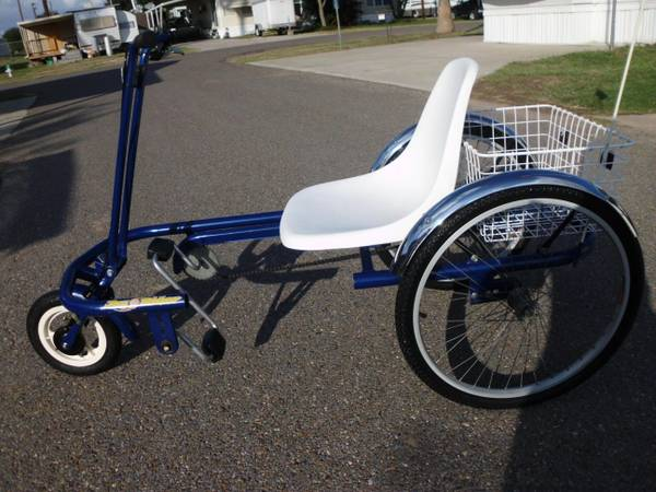 TRAILMATE DISABILITY TRIKE - $450 (MISSION TEXAS)