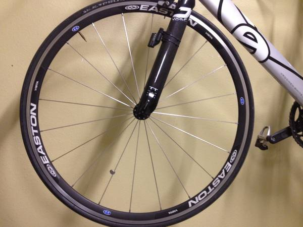 Easton Vista Wheelset - $115 (EdinburgMcallen)
