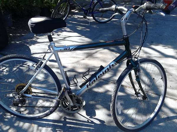 raleigh c30 xl 23 - $100 (mission)