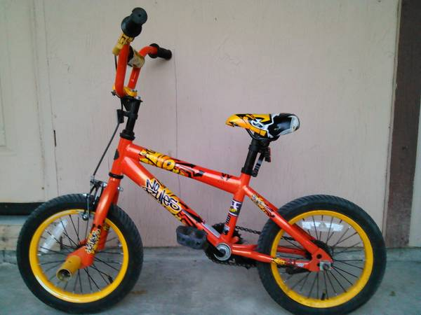 Boys bike for sale -   x0024 35