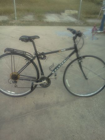 RALEIGH c50 BLACK - $50 (edinburg)
