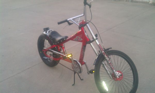 occ bike. stingray - $250 (mercedes )