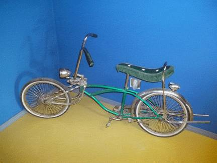 Lowrider Bicycle - SOLD - $75 (Mission)
