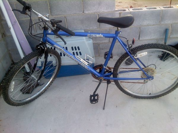 roadmaster elevation mens bike - $55 (weslaco)