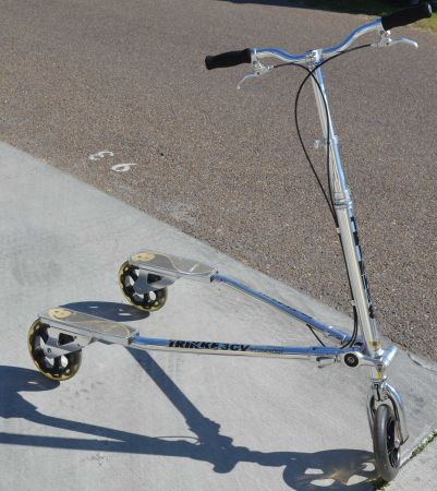Trikke T8 CSV New Condition - $85 (Edinburg Texas)
