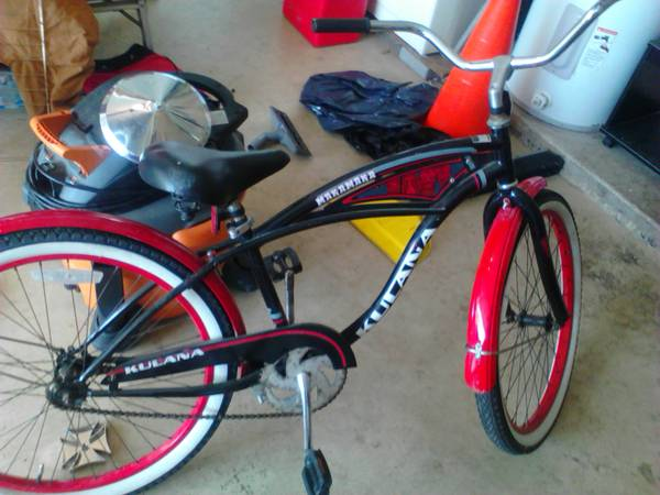 24 IN BOYS KULANA MAKAMAKA BIKE - $120 (WESLACO)