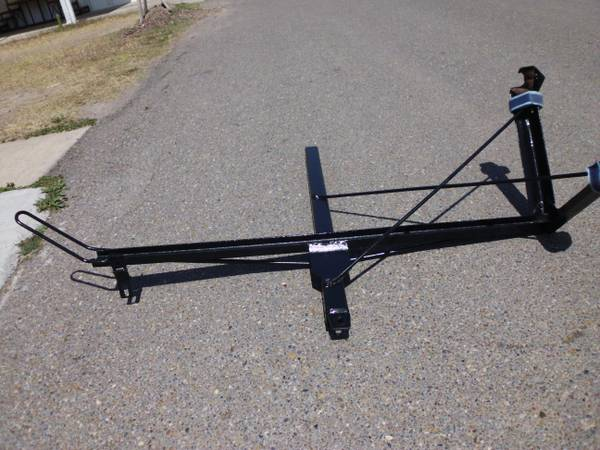 ADULT TRIKE CARRIER FOR 2 H. - $50 (MISSION TEXAS)
