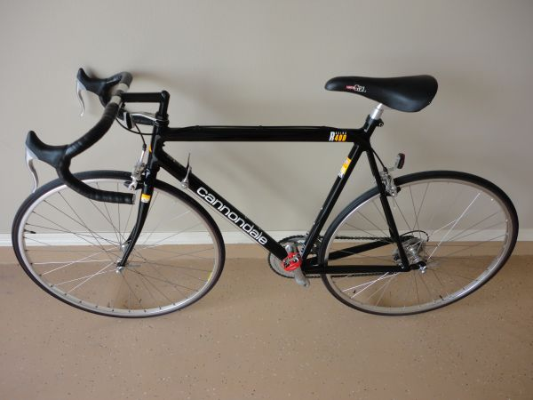 Cannondale - Racing 400 road bike - $150 (Edinburg, TX)