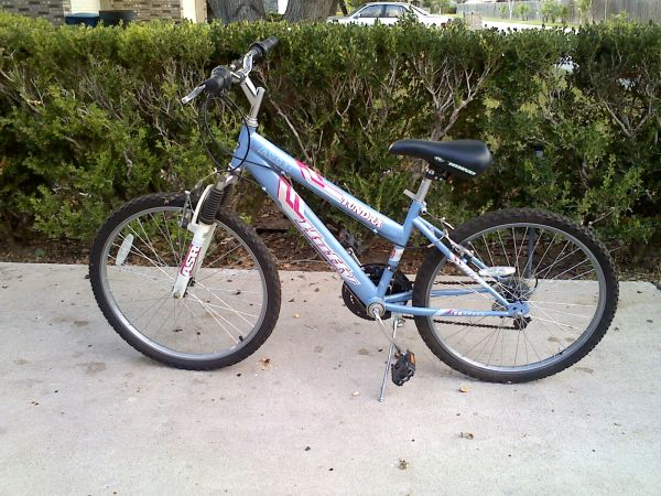 Huffy Tundra Girl Bike - $60 (McAllen)