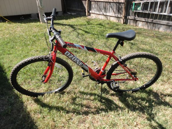 Aero 26 Bycicle (Red Ozone 500) - $80 (Weslaco)