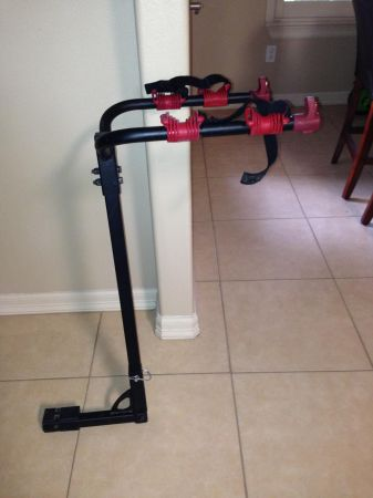 BELL 2-BIKE FOLD HITCH RACK - $35 (EDINBURG)