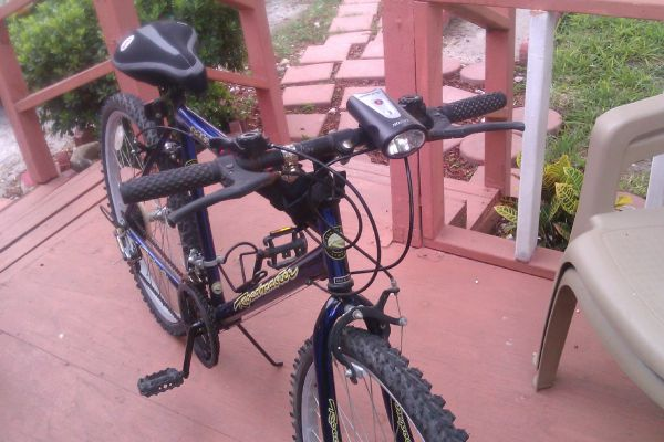Updated Bicycle for sale Nice Bike with a great price - $50 (RGV)