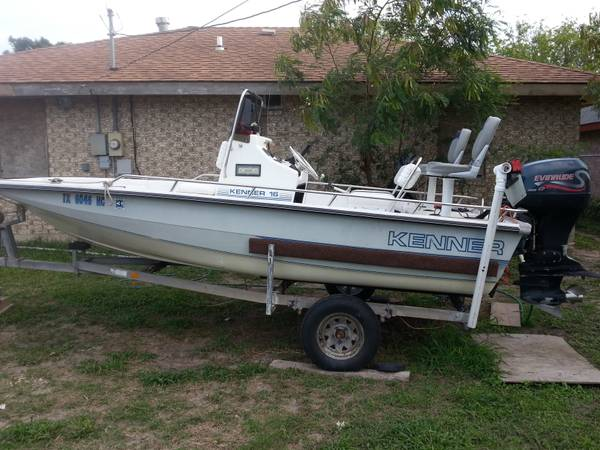 16  kenner w 90 evinrude FOR SALE -   x0024 4500  rio hondo