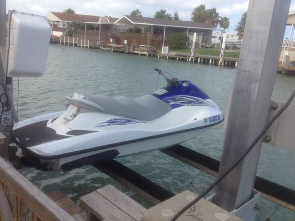 2008 Yamaha Jet Ski  Trailer  Seats 3 - $2400 (Port Isabel, Texas)
