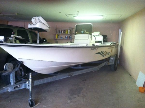 1997 21ft kenner boat 150 Yamaha - $10000 (Valley)