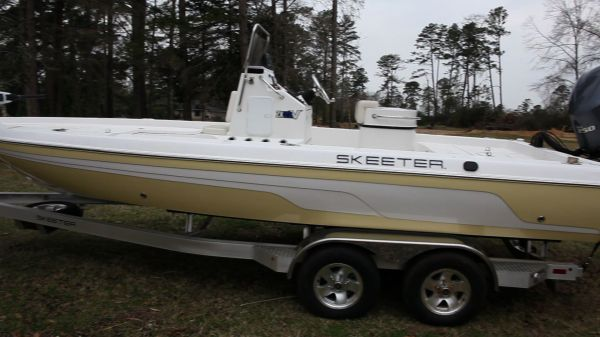 2011 22 VX Skeeter Bay Boat - with Yamaha 250 SHO...LOADED - $41500 (East Texas)