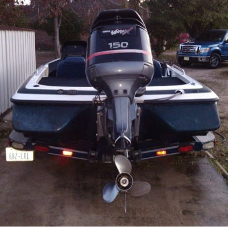 2000 Skeeter ZX185c Bass boat - $7500 (Mission, tx)