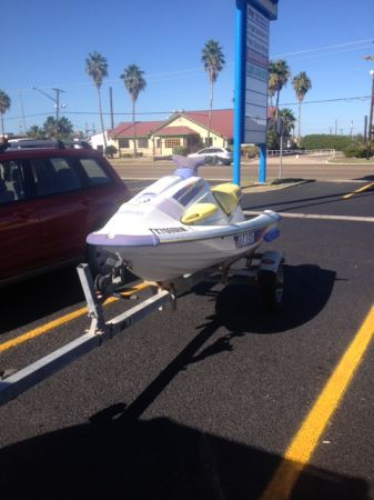 Yamaha Waverunner - $950 (Harlingen, Texas)