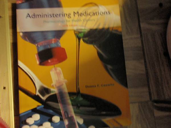 Pharmacology for Health Careers -   x0024 8