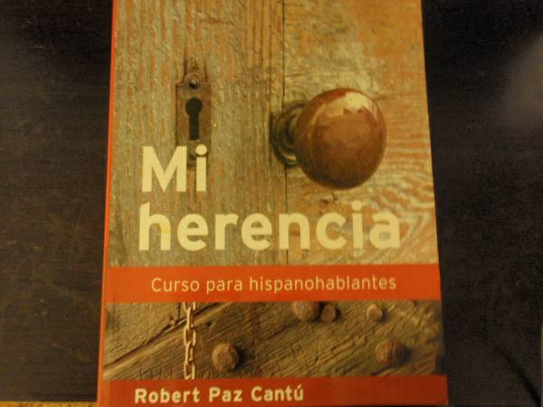 Mi Herencia  Spanish Textbook-NEW  -   x0024 8