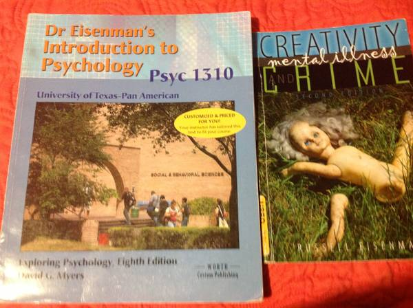 Psychology - $40 (Edinburg)