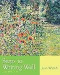 School Textbooks - Steps to Writing Well  11th Edition -   x0024 20  McAllen Pharr