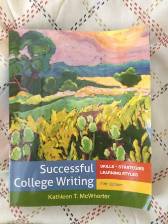 Successful College Writing 5th Edition -   x0024 85  Weslaco