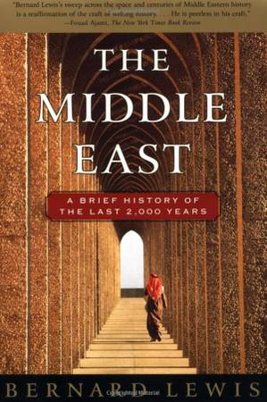 The Middle East  A Brief History of the Last 2 000 Years -   x0024 20  McAllen