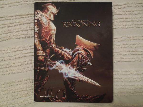 Kingdoms of Amalur Reckoning Official Guide - $15 (Mission, TX)