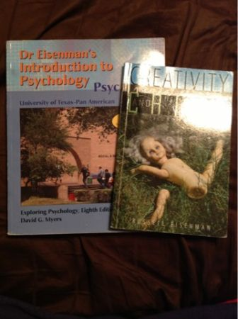 Psychology books (McAllen utpa )