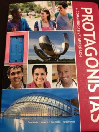 UTPA SPANISH 1302 Textbook - $80 (WESALCO)