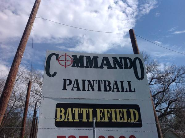 PAINTBALL BUSSINES AND STUFF FOR SALE (RGV)