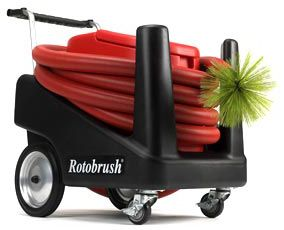 Rotobrush Air 2011- LIKE NEW-Air Duct Cleaning System O.B.O. - $3000 (Pharr)