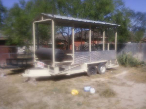 TRAILER Food Stand On Sale - $2200 (Edinburg)