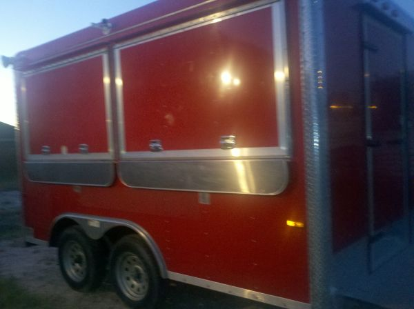 se vende traila para tacos - $10500 (1306 new jersey mission tx)