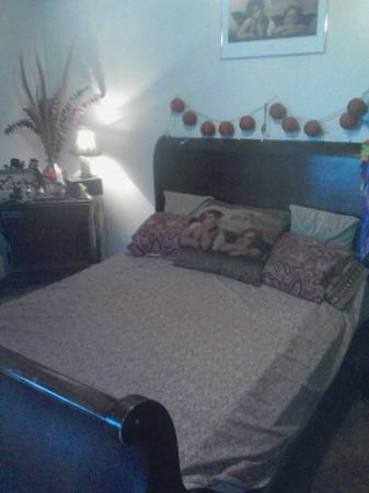 Lacks Bedroom Set 35 Galllon fish tank w filter-GREAT DEAL - $1550 (Edinburg)