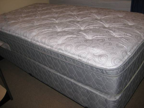 full mattress set euro top no credit check no interest in stock ($150 Down $56 for 4 months)