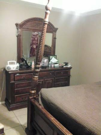 LK gtgtgtgtENTIRE LACKS BEDROOM SET (EDINBURG)