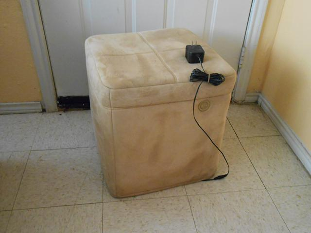 15  Electric Foot Rest